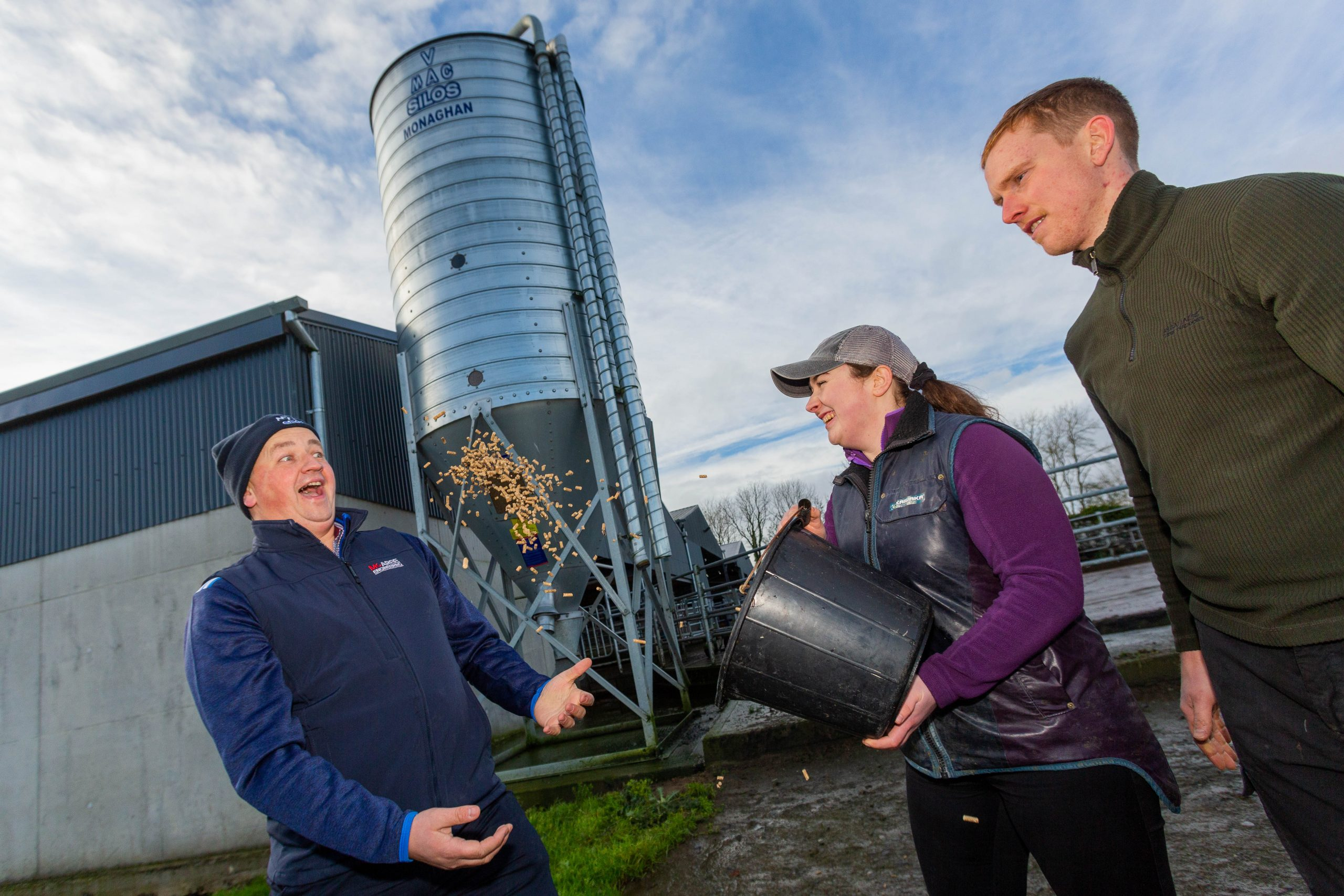 Top Class Milk Production on Offaly Farm