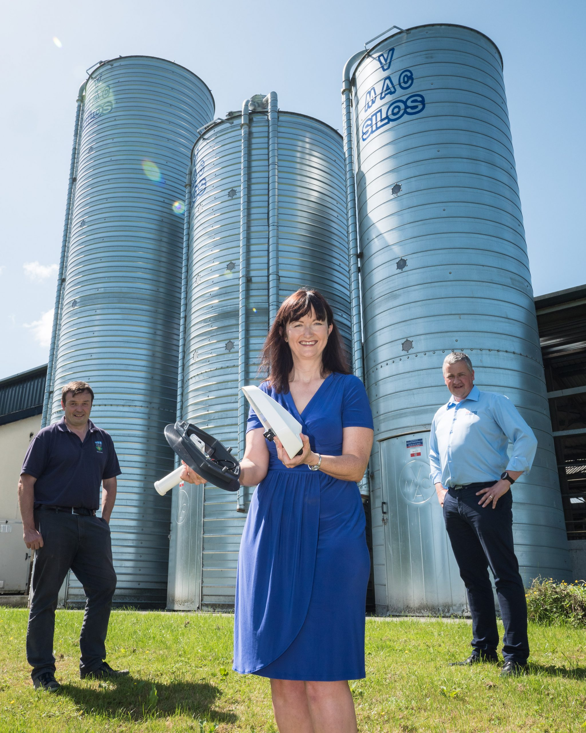 McAree Engineering to Launch SiloSpi Smart Feed Silo Technology at Balmoral Show